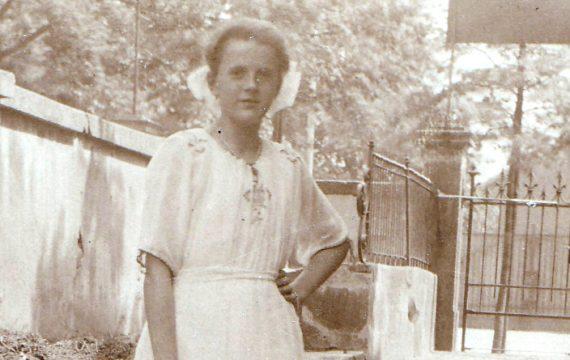 Jugendweihe Uroma Erna 1922 - Vorschau, Foto: privat