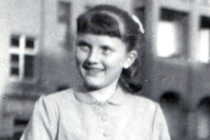 Jugendweihe Oma Elfriede 1958 - Vorschau, Foto: privat