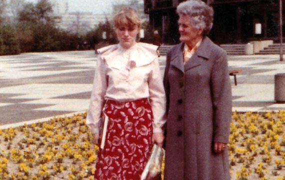 Jugendweihe Mutter Grit 1983 - Vorschau, Foto: privat