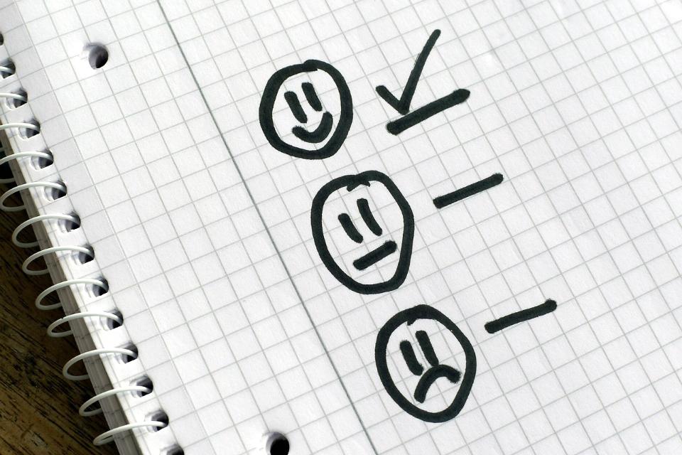 Bewertung, Foto: evondue, pixabay.com