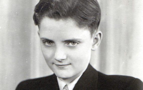 Jugendweihe Großonkel Manfred 1948 - Vorschau, Foto: privat